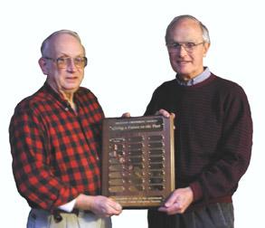 endowment plaque