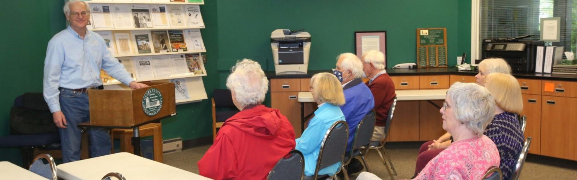 Clark County Genealogical Society