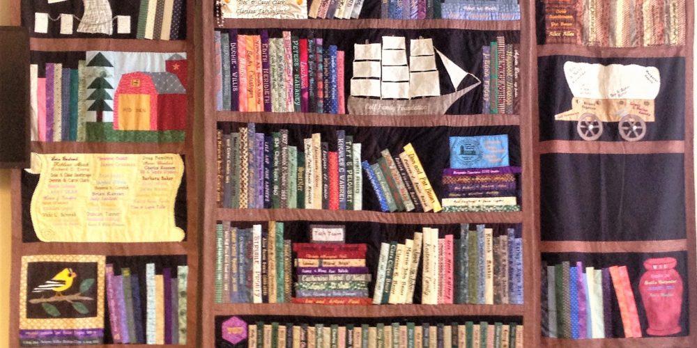 CCGS Book Quilt